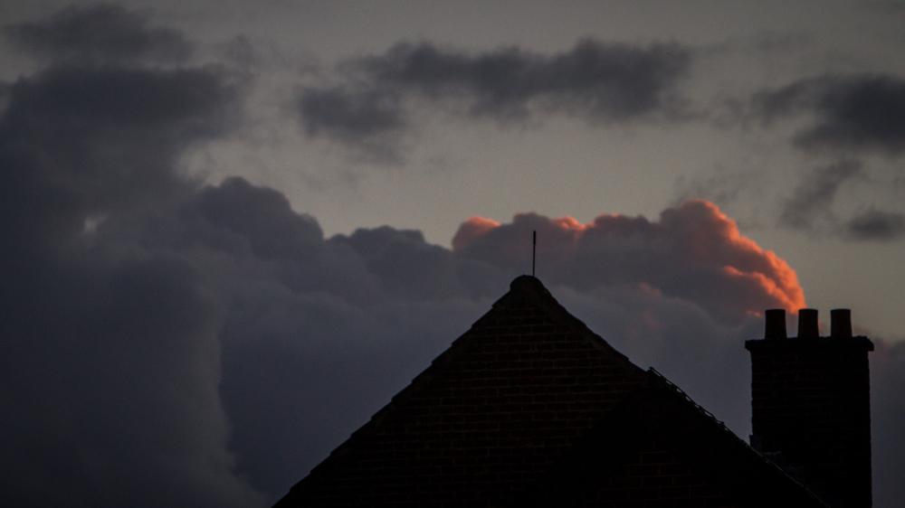 chimney cloud