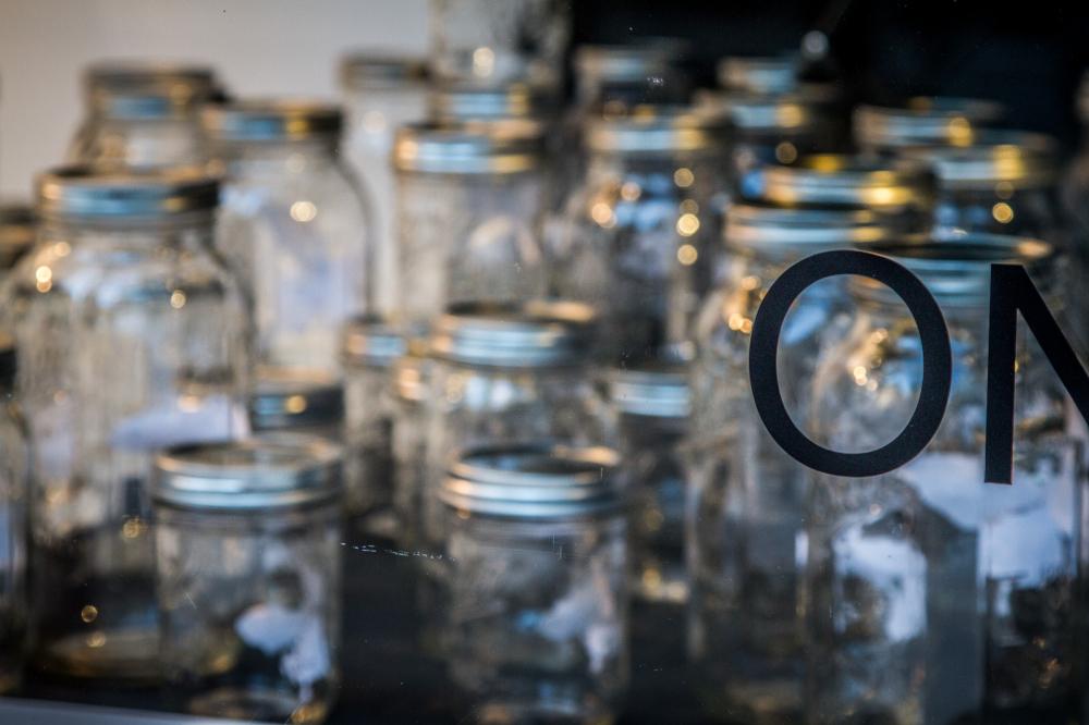 bell jars