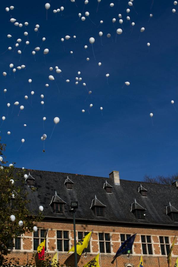 armistice day baloons
