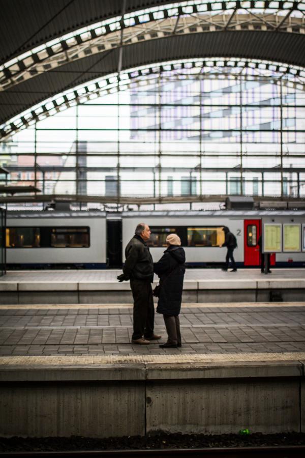 leuven train platform