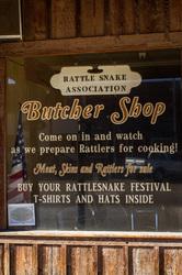 rattlesnake butcher