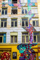 amsterdam grafitti