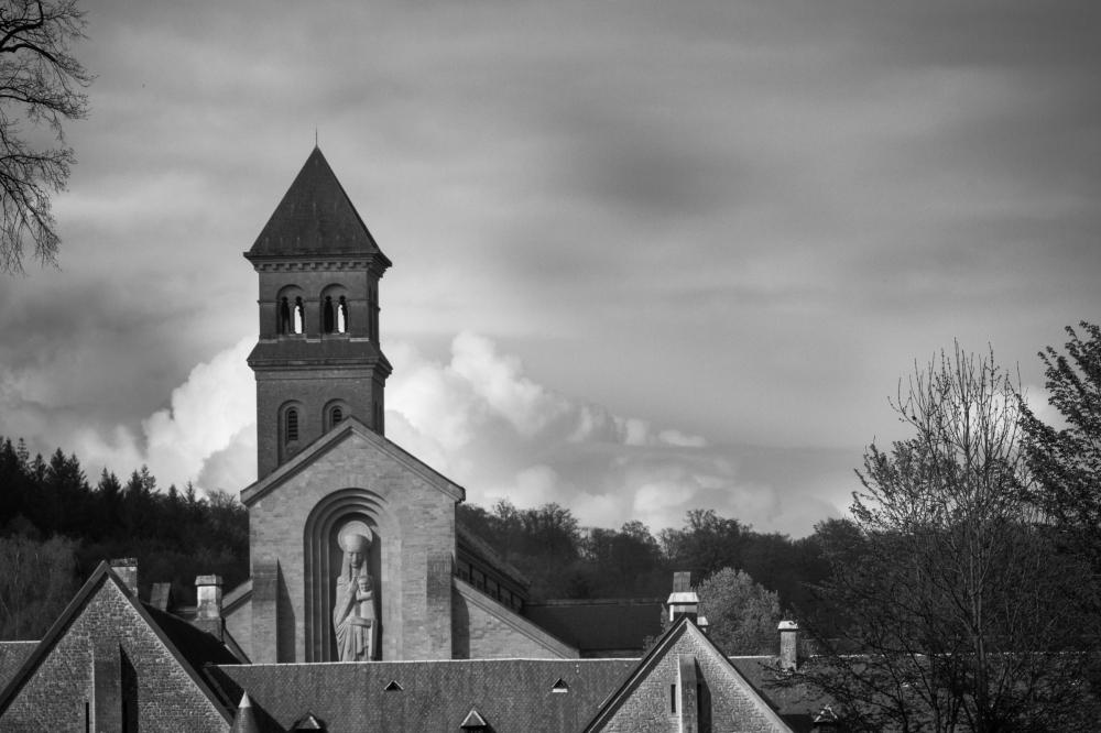 orval abbey belgium