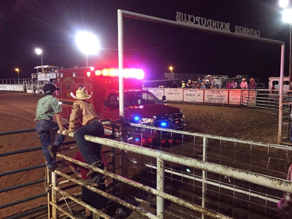 carnegie oklahoma rodeo july 2015