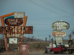 trading post cache oklahoma