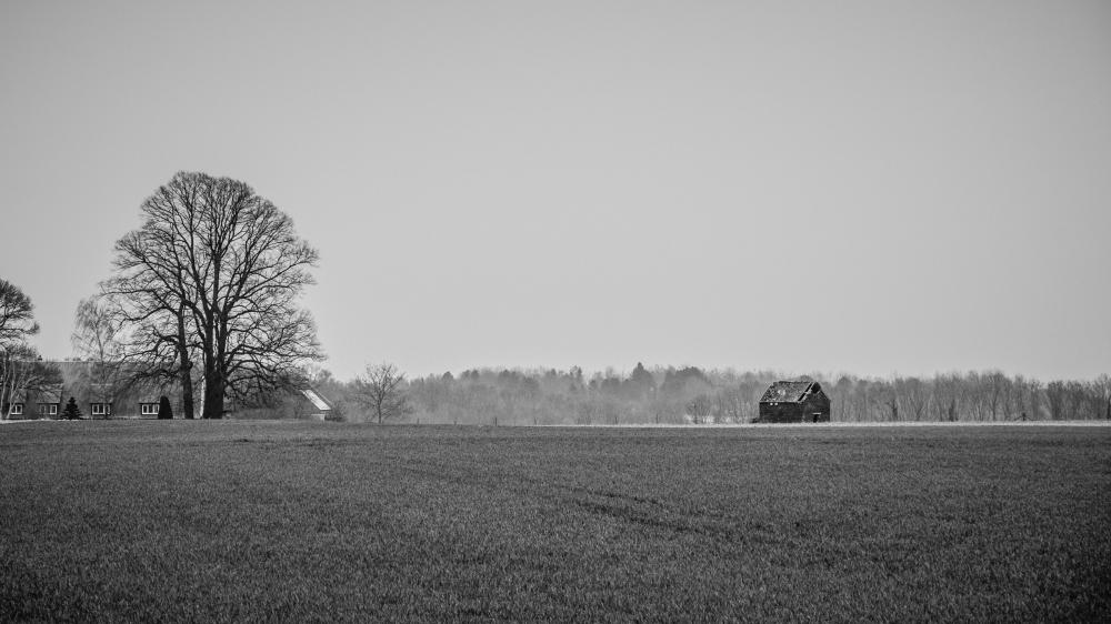 old barn belgium