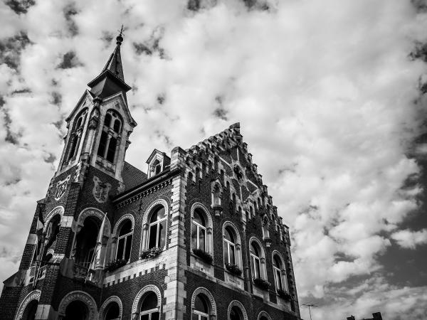 Rochefort town hall