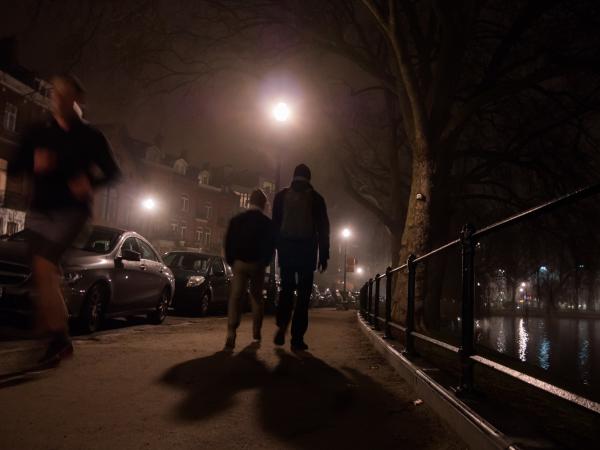 night at flagey