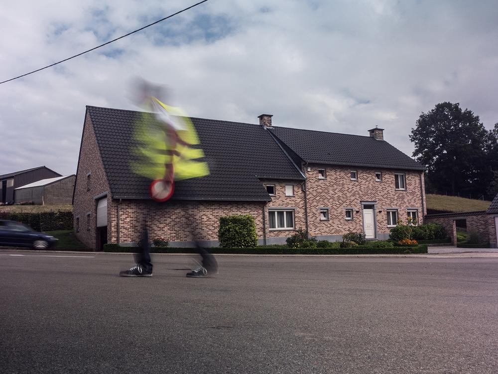 crossing guard blur