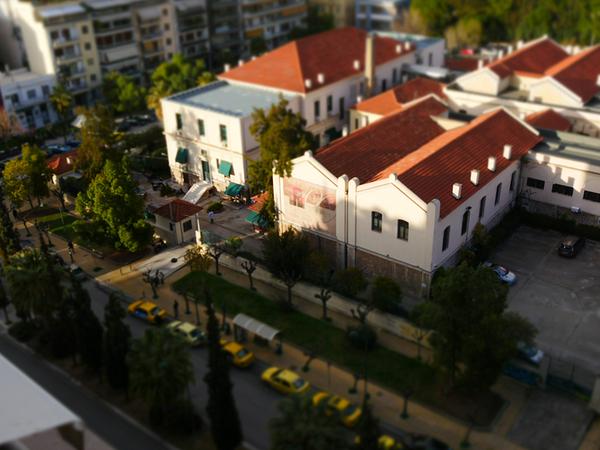 Tiny Athens pt1