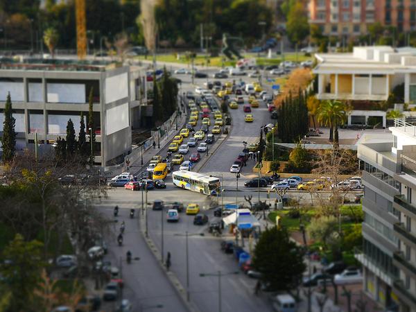 Tiny Athens pt2