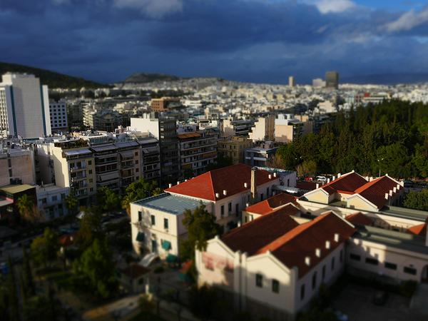 Tiny Athens pt3