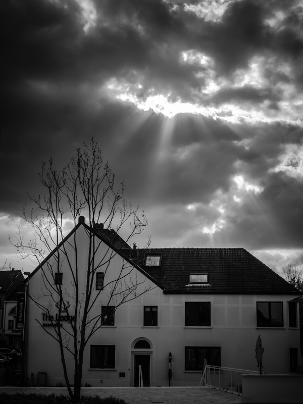 sun ray in tervuren