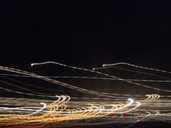motion blur light
