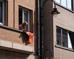 summer heat wave belgium