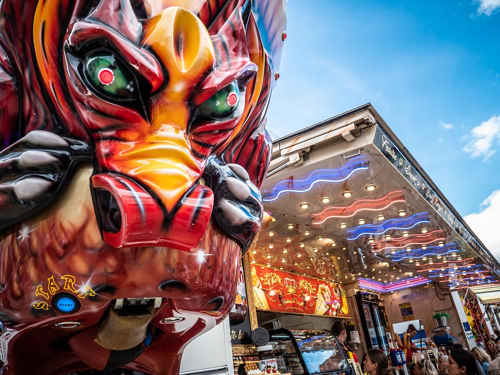 Hoeilaart street fair
