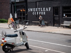 Sweetleaf coffee Brooklyn