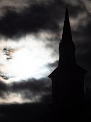 rockport massachusetts church steeple