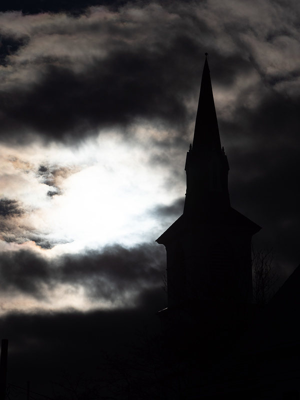 rockport massachusetts church steeple