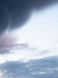minimalist clouds