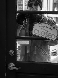 closed for photography
