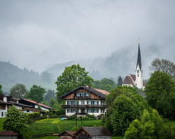 foggy Bad Wiessee