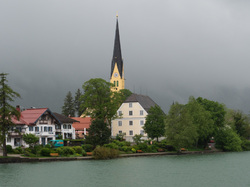 Rottach-Egern church