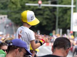Tour de France day 2 Brussels