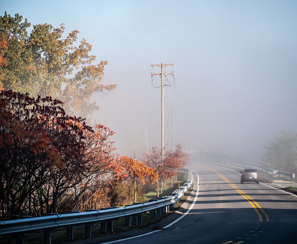 autumn pittsburgh road
