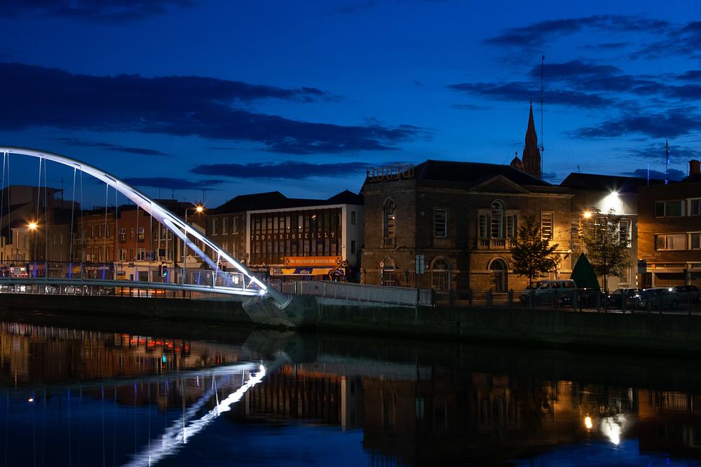 Drogheda night lights