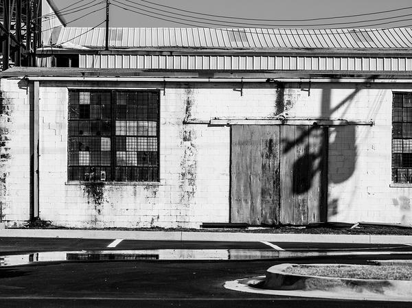 In the shadow of some industrial transformation
