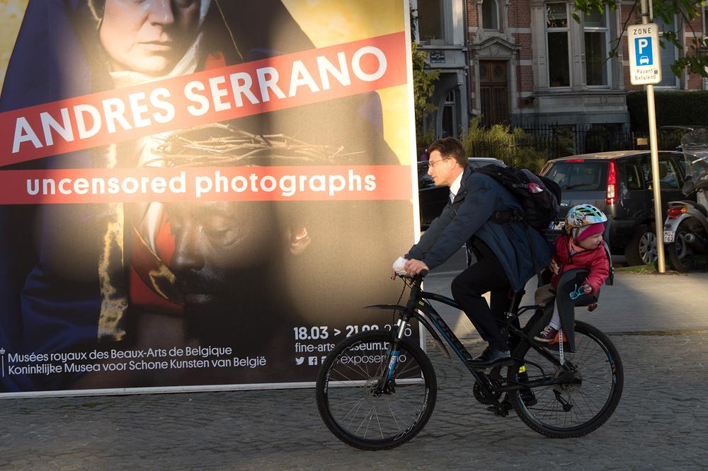 Serrano Uncensored