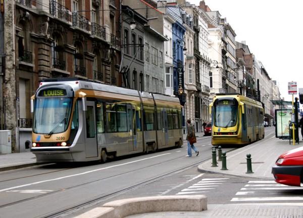 Tram Around Town