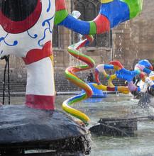 Centre Pompidou artwork 2