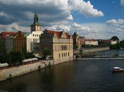 Praha before the rain