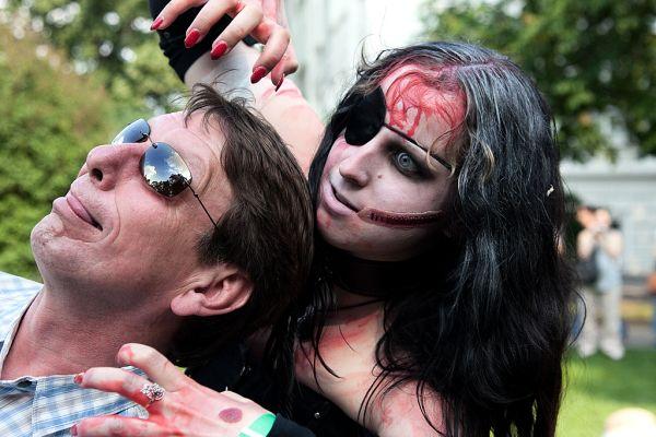 prague, zombie