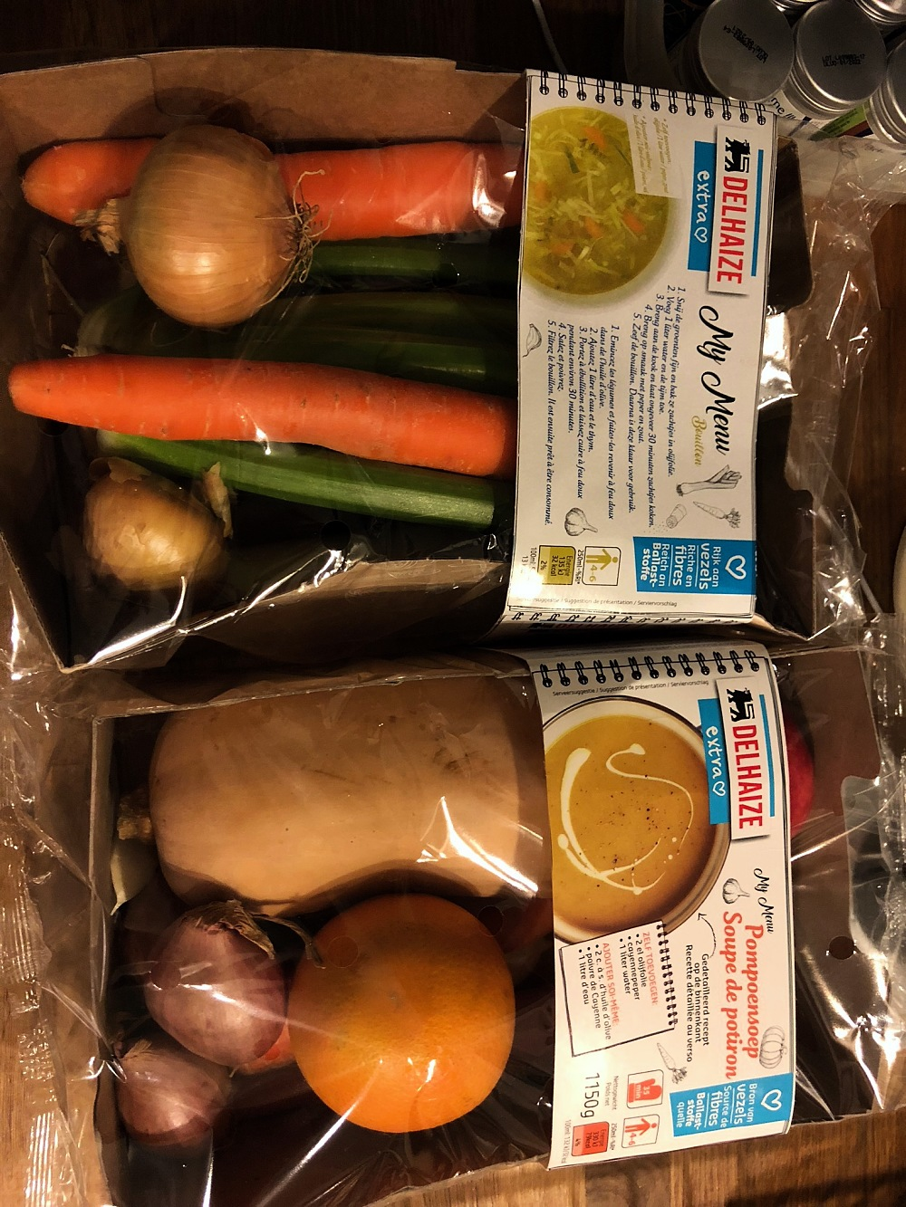 vegetable soup, garden veggies