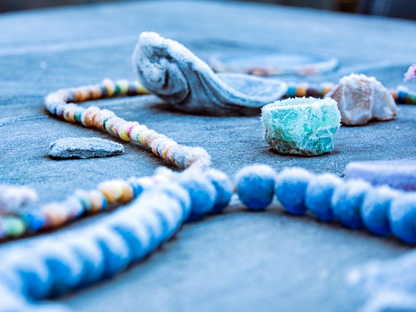 a frosty bead dream