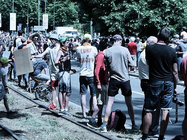 Tour de France 2019, Bruxelles, Team Time-Trial