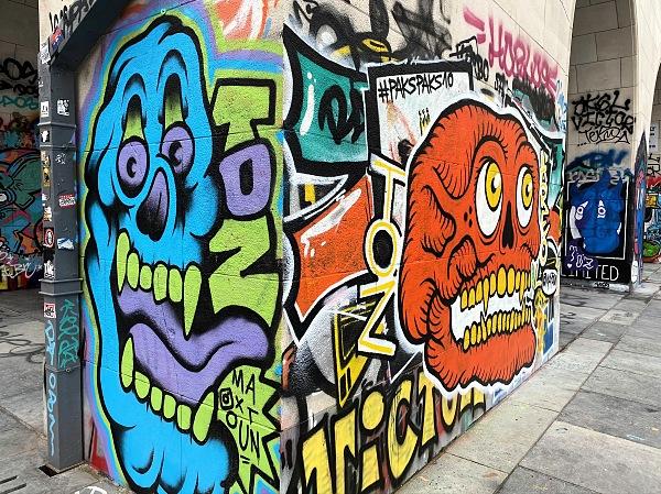 graffiti, street art, brussels
