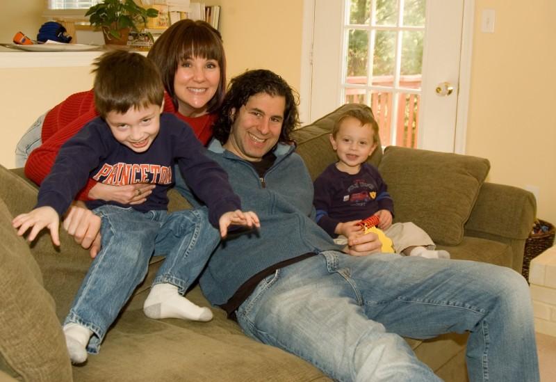 Jason, Leslie, Robbie & Andrew