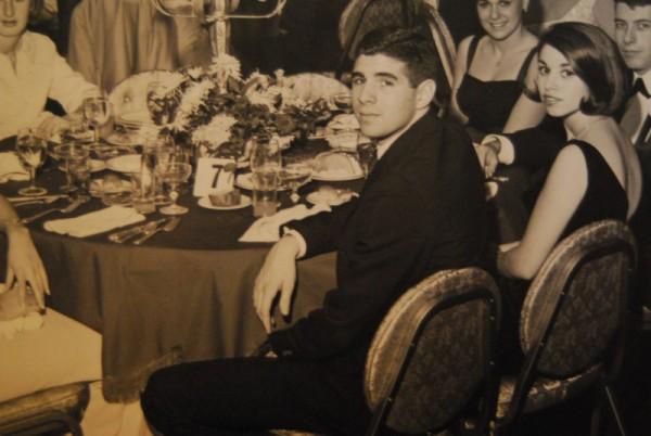 Steve at a wedding