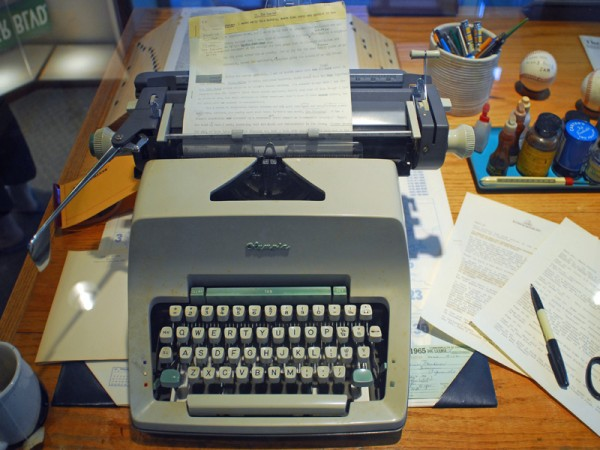 Michener Typewriter