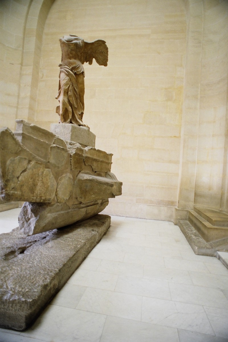 Winged Victory lf Samothrace