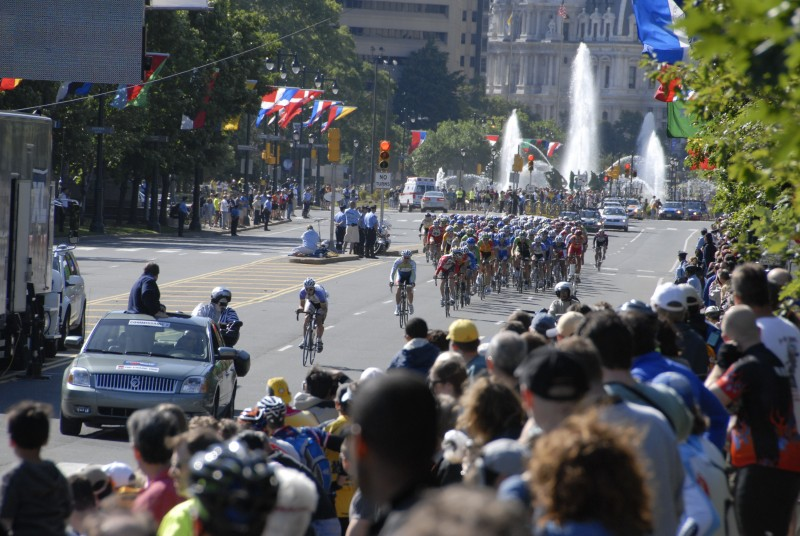 Philadelphia Cycling Race