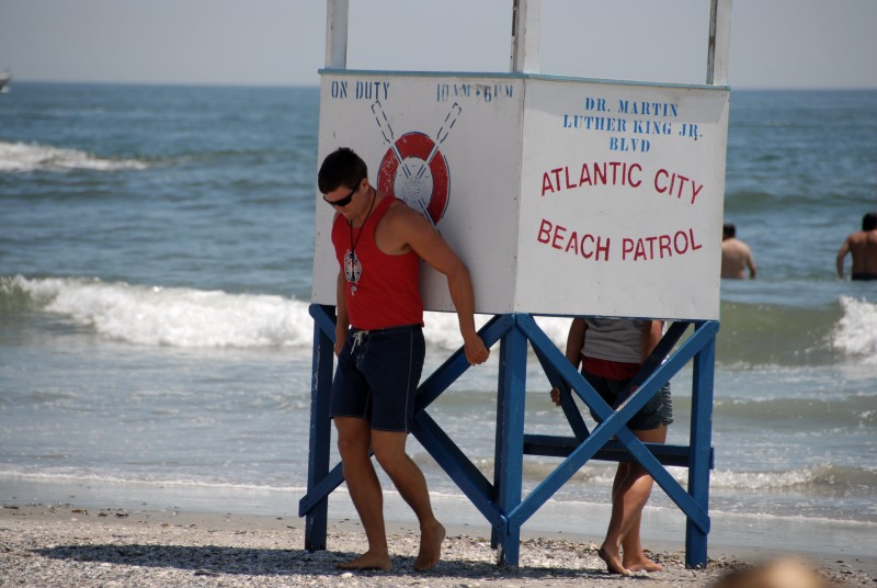 Atlantic City Life Guards