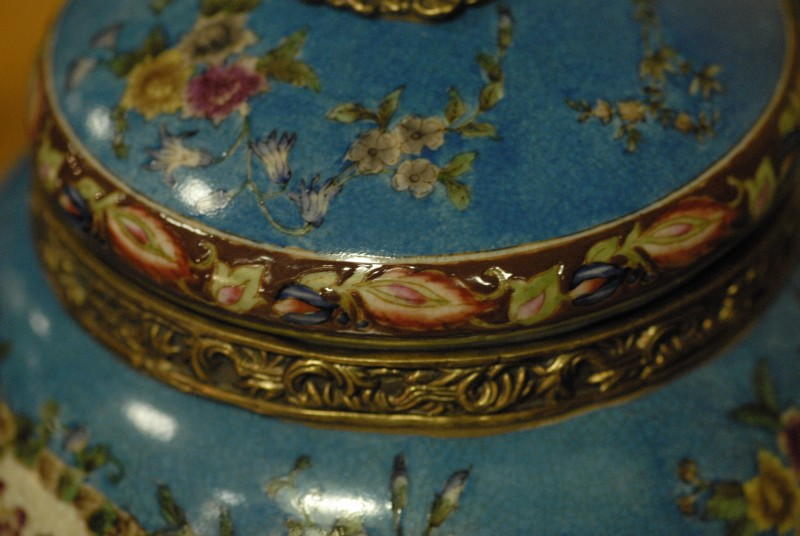 Porcelain Jewel Box