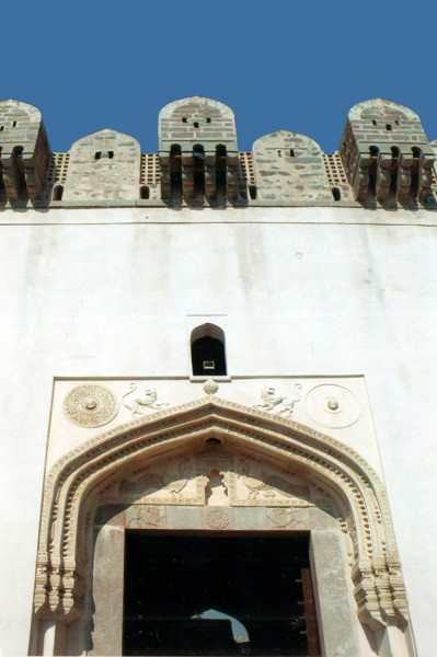Golconda Fort Entrance