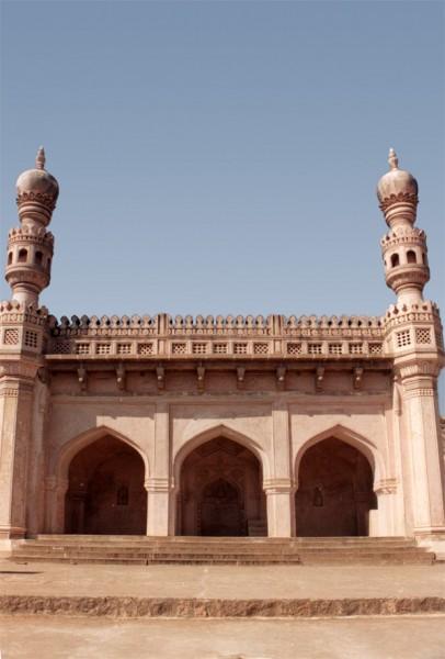 Masjid at Golconda