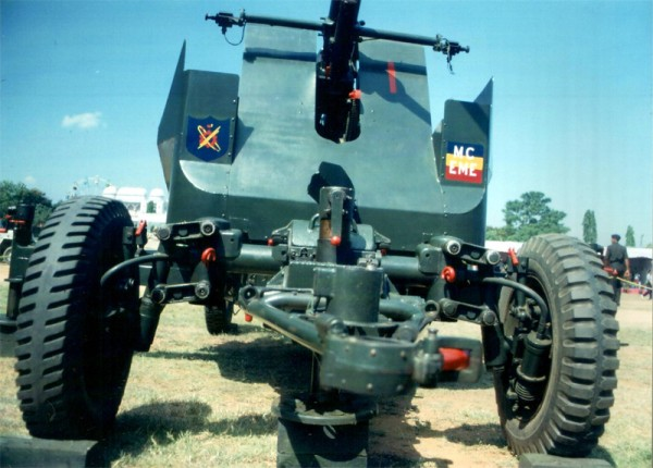 Artillery Vehicle!